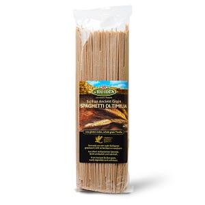 Spaghetti Timilia fullkorn 500g