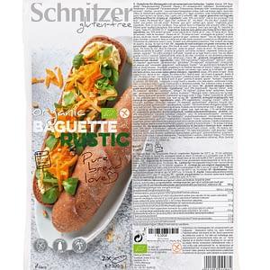 Baguette Rustik glutenfri 320 g