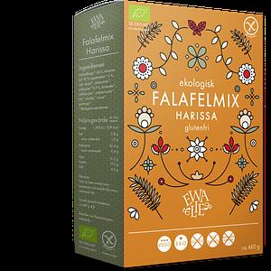 Falafelmix harissa glutenfri 200 g