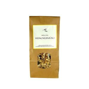 Mellins rostade honungsmüsli 400 g