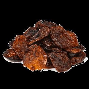 Torkade aprikoser vilda extra stora halvor