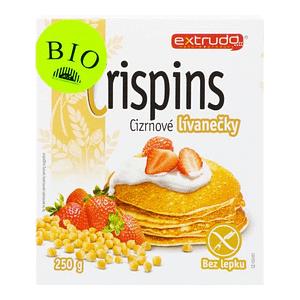 Pannkakor vanilj Crispins 250 g