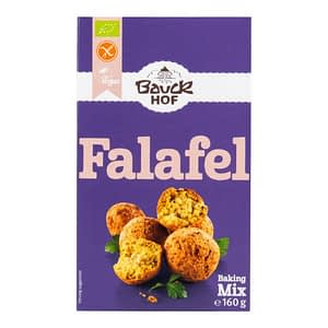 Falafel Bauck glutenfri 160 g