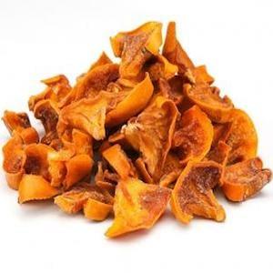 Torkad sharonfrukt (kaki) (persimon) 100 g