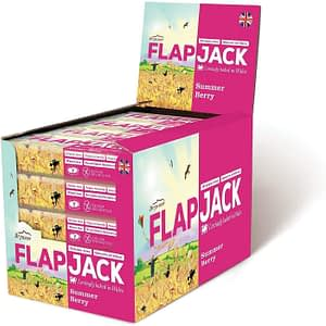 Flapjack bär 20 x 80 g