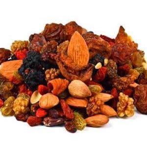 Himalaya nöt & fruktmix 150 g