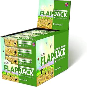 Flapjack pistasch 20 x 80 g